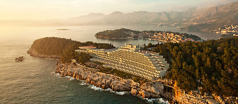 Hotel Croatia in Cavtat