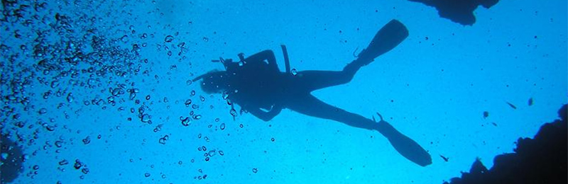 Dubrovnik diving, image copyright Croatia National Tourist Board
