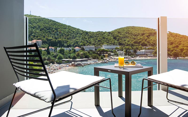 Hotel Kompas Dubrovnik, image copyright Adriatic Luxury Hotels
