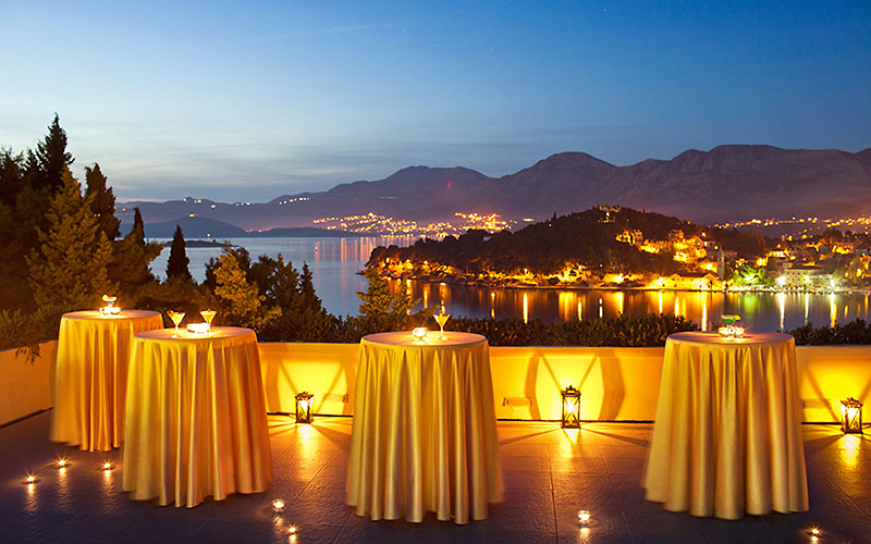 Hotel Croatia Cavtat, image copyright Adriatic Luxury Hotels