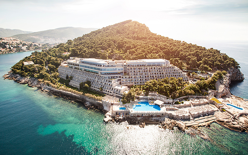 Hotel Dubrovnik Palace, image copyright Adriatic Luxury Hotels