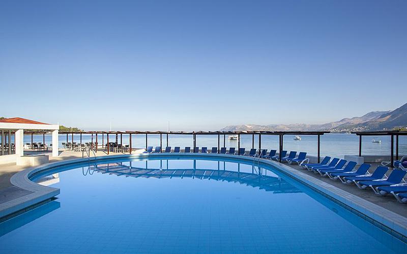 Hotel Epidaurus All Inclusive Cavtat Croatia