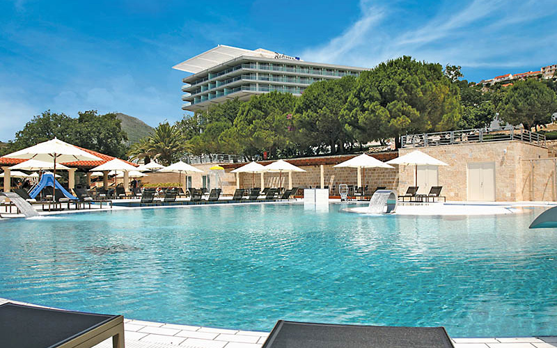 Radisson Blu Resort & Spa Dubrovnik Sun Gardens, image copyright The Carlson Rezidor Hotel Group