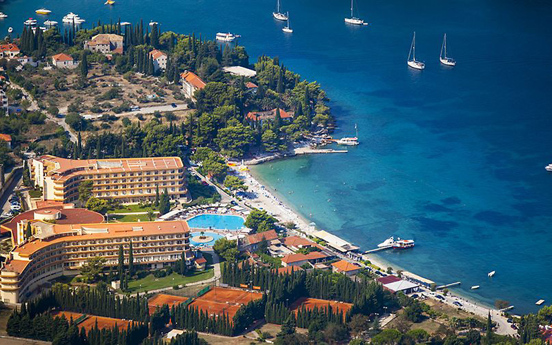 The Remisens Family Hotel Albatros, image copyright Liburnia Riviera Hotels