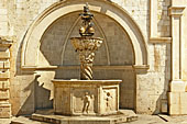 Small Onofrio's Fountain Dubrovnik