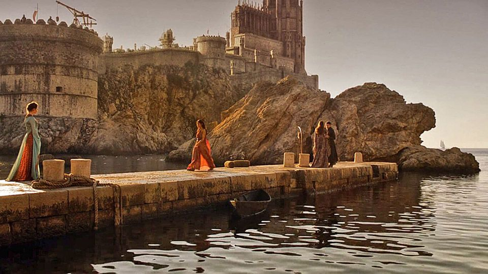 Game Of Thrones Tours And Filming Locations In Dubrovnik