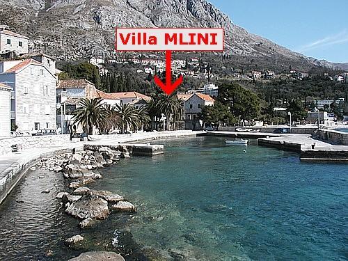 Villa Mlini Mlini Dubrovnik Riviera Private